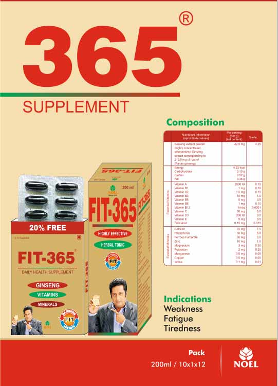 FIT 365 SYP